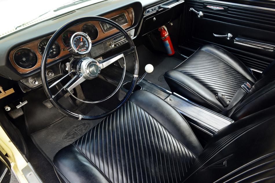 El Pontiac GTO 1965, como no recordarlo
