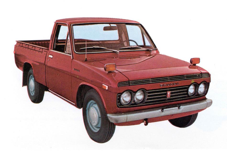 La Historia de la Toyota Hilux PARTE 1