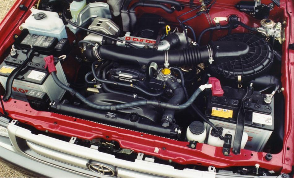 La Historia de la Toyota Hilux PARTE 2