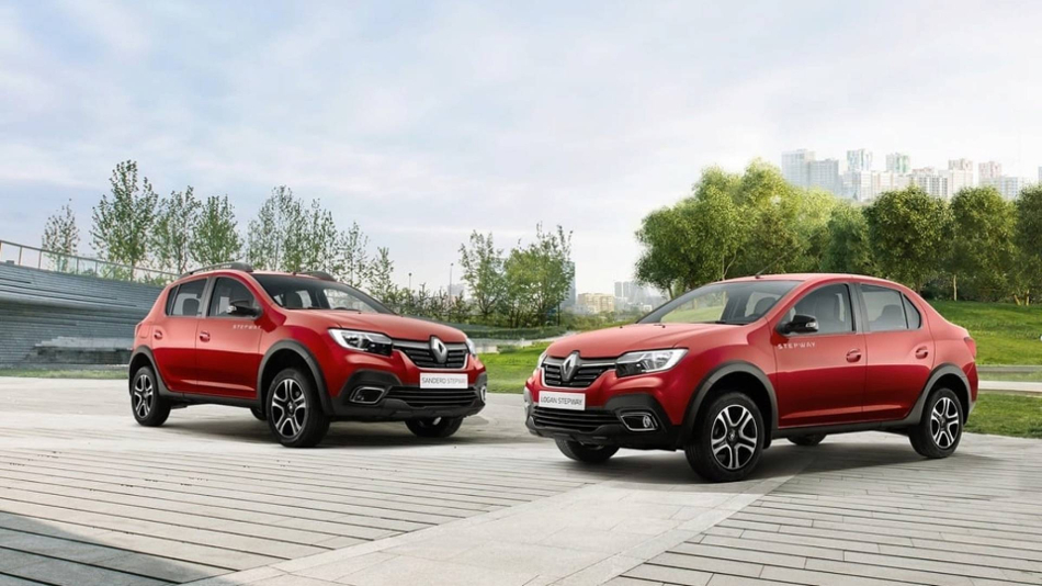 Renault amplía su gama con el Logan Stepway
