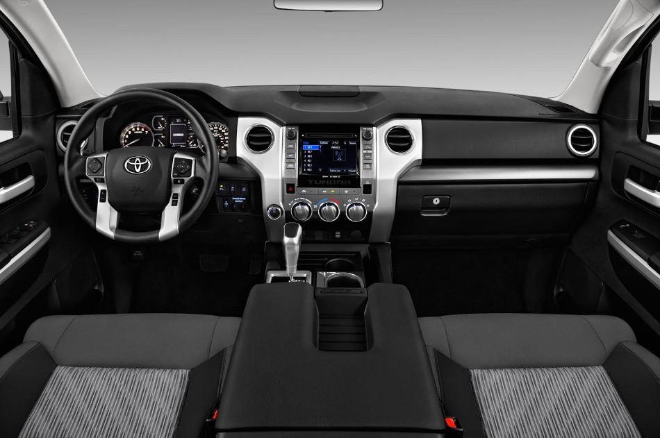 Conoce la nueva Toyota Tundra TRD Pro 2019