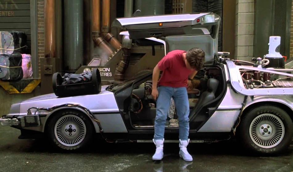 La verdadera historia del famoso DeLorean