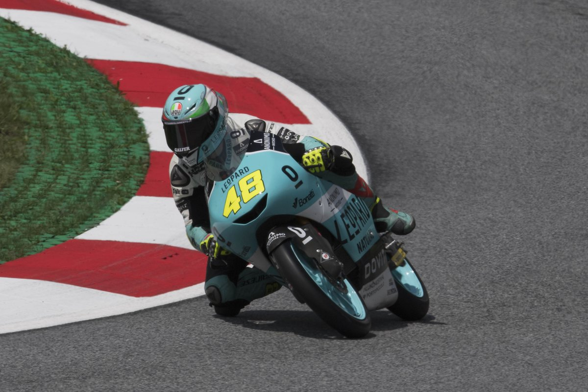 Jorge Martín se lleva la pole en Silverstone