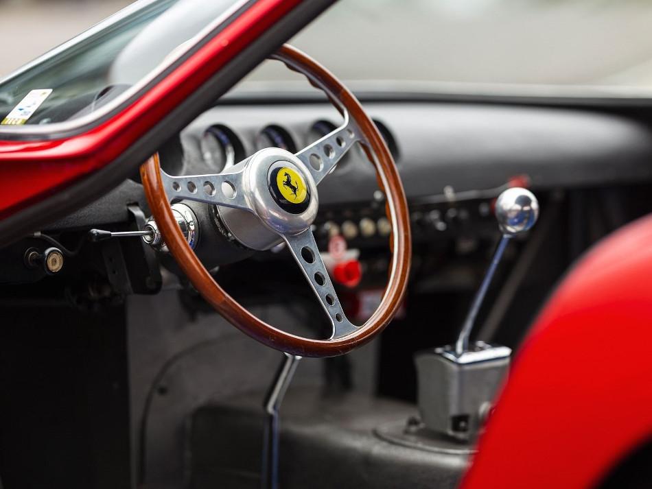 Ya se vendió el Ferrari GTO en la subasta de la RM Sothebys