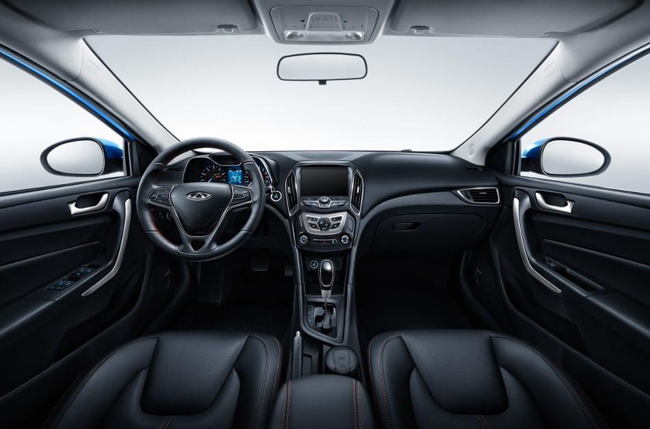 Chery Arrizo 5 2018, un buen sedan
