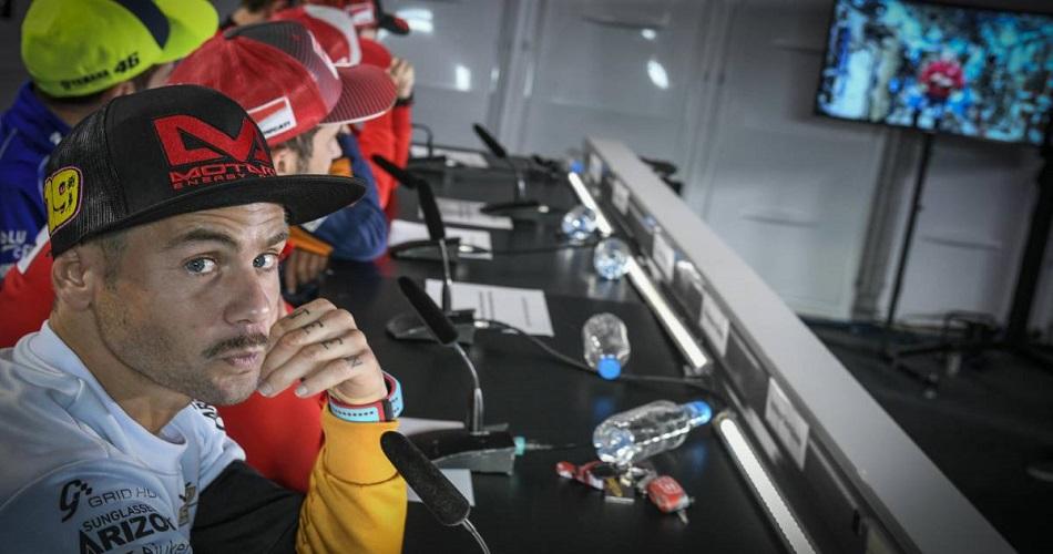 """Marco Melandri: """"Algunos de Ducati nunca me han apoyado"""""""