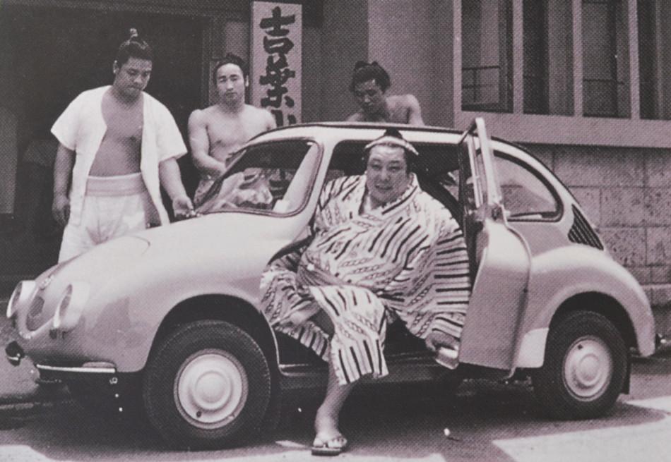 Historia de la marca automotriz japonesa Subaru, PARTE 2