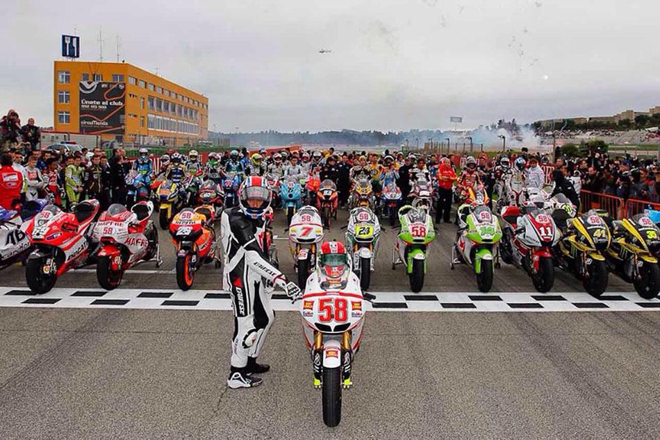 No fue la primera vez que se fracasó en un fin de semana de MotoGP