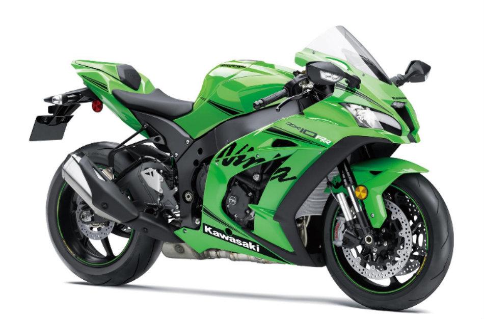 Kawasaki da a conocer los nuevos modelos Ninja