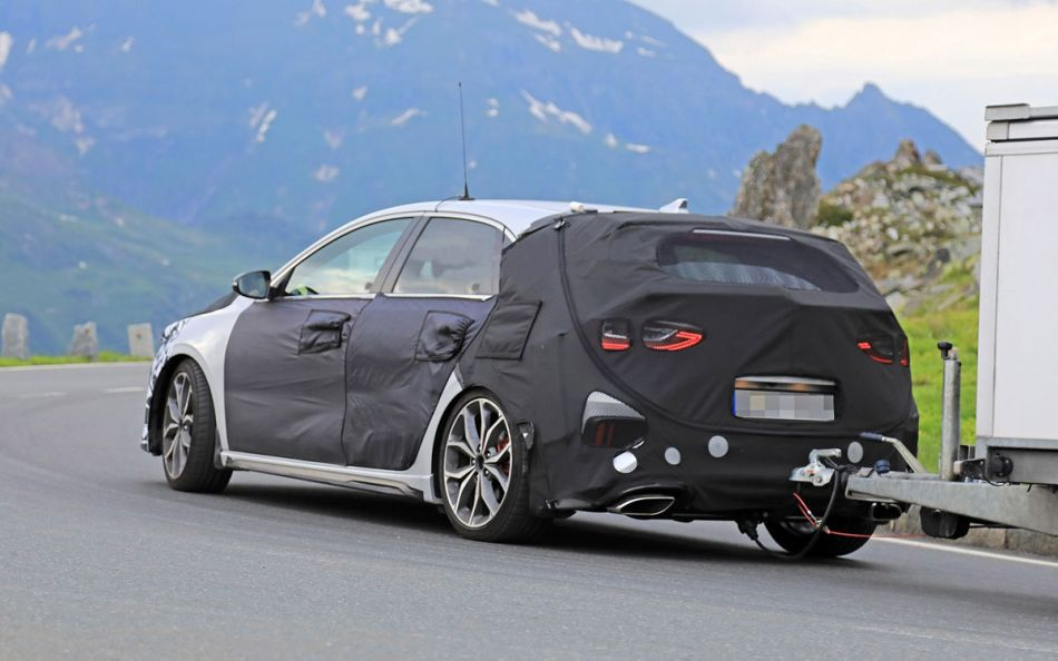 Kia ProCeed traerá una versión GT para el 2019
