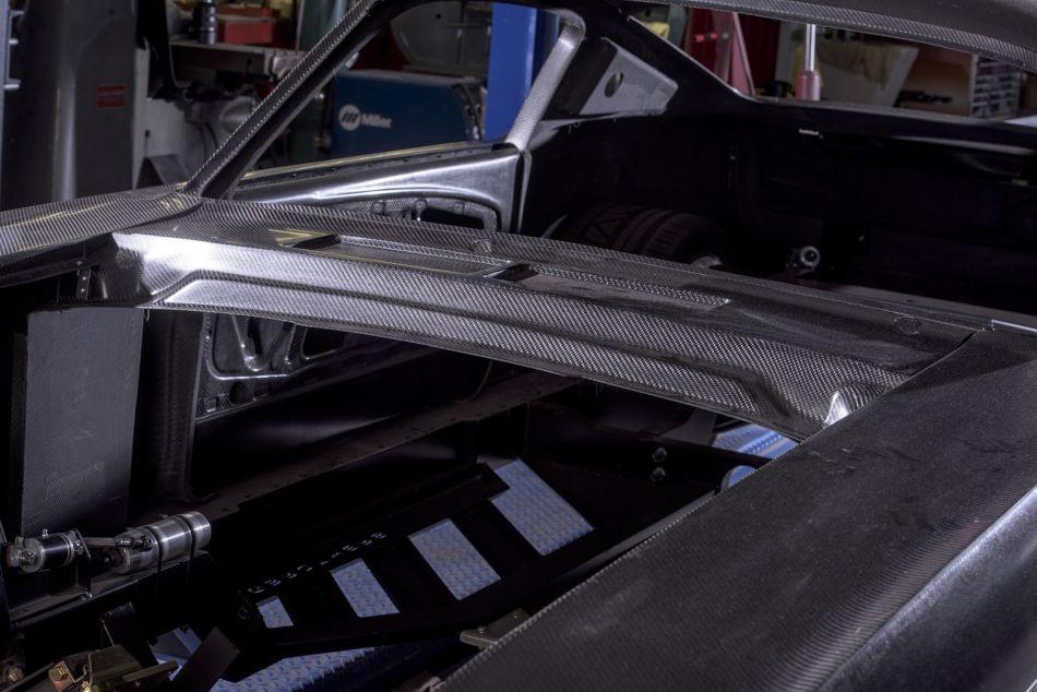 Lo nuevo en piezas de fibra de carbono en la industria automotriz