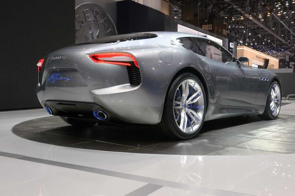 Maserati Alfieri el próximo deportivo de la marca del tridente