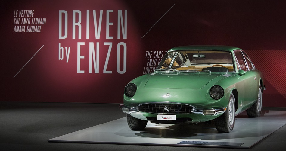 El Museo Ferrari expone «Driven by Enzo» y «Passion and Legend»