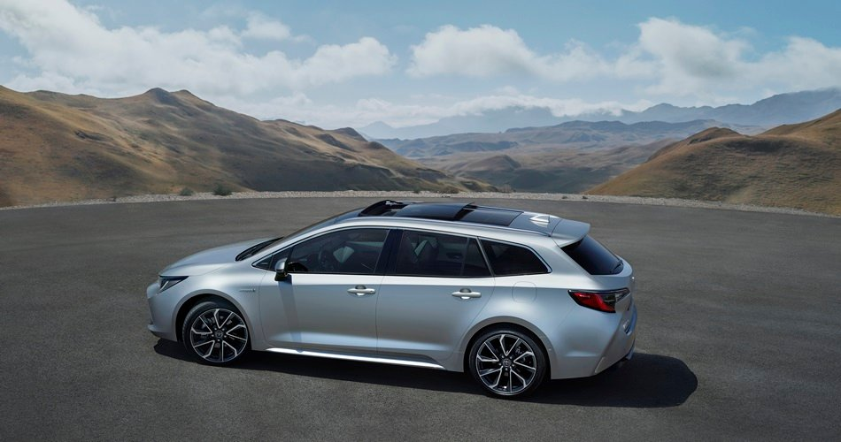 Nuevo Corolla hybrid Touring Sports