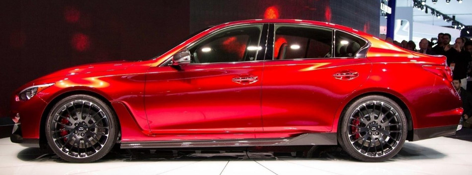 Nuevo sedan Infiniti Q50 Sport 2019