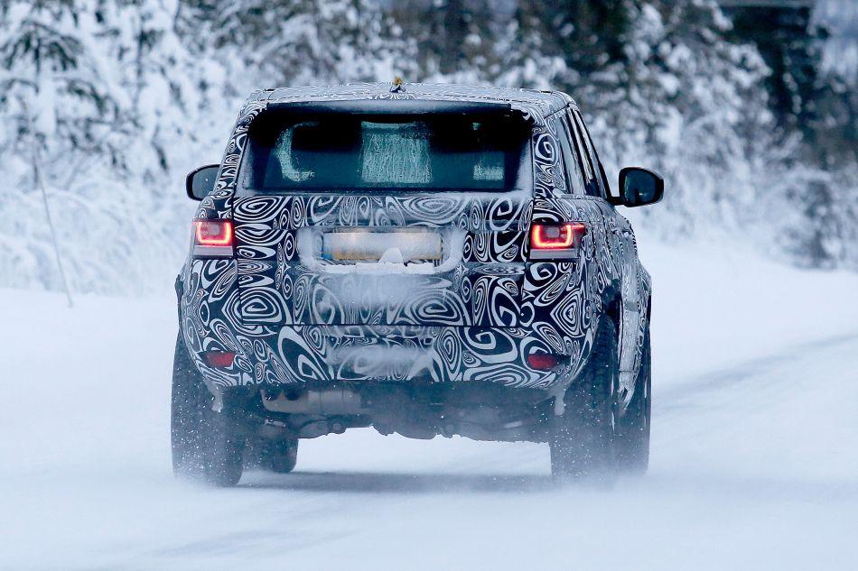 Land Rover Defender 2019 nueva generación