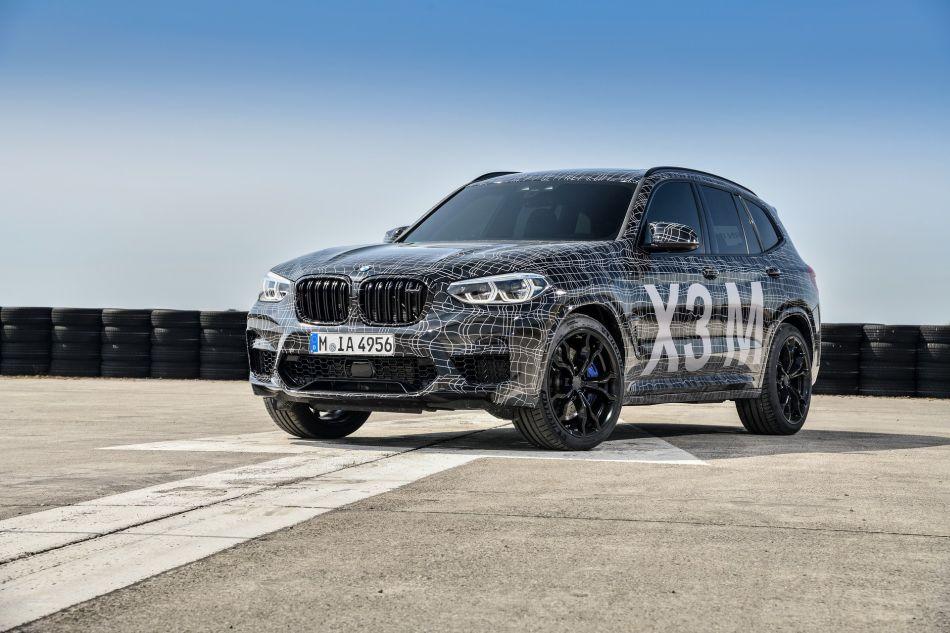 La familia M de BMW recibe a los nuevos modelos X3 y X4