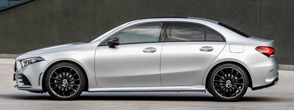 Mercedes Benz Clase A sedan 2019