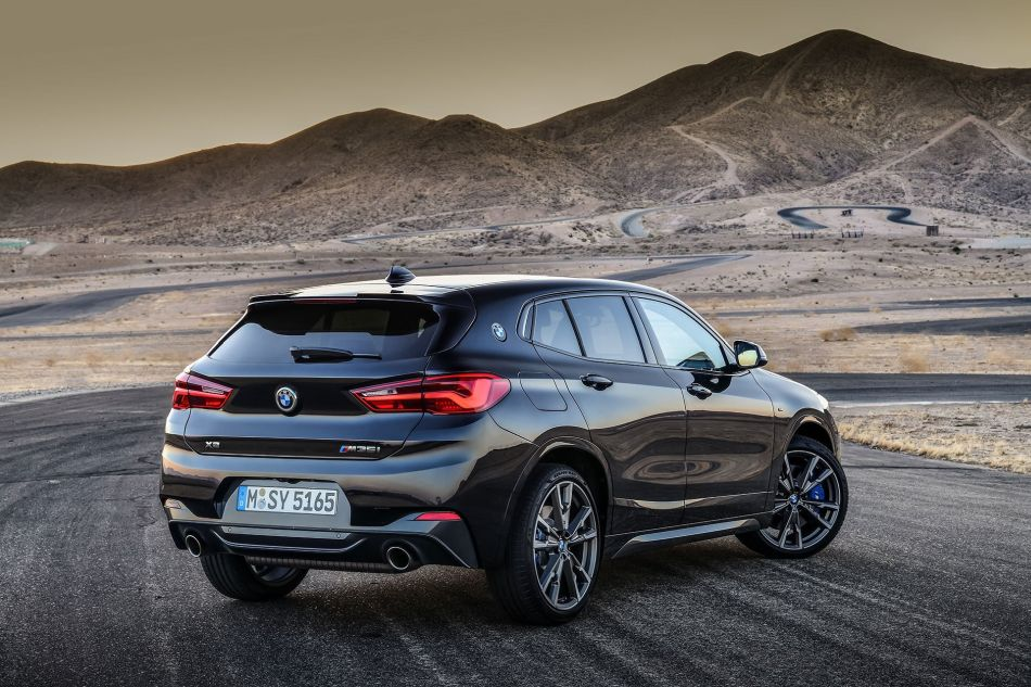 El X2 de BMW estrenará su versión M