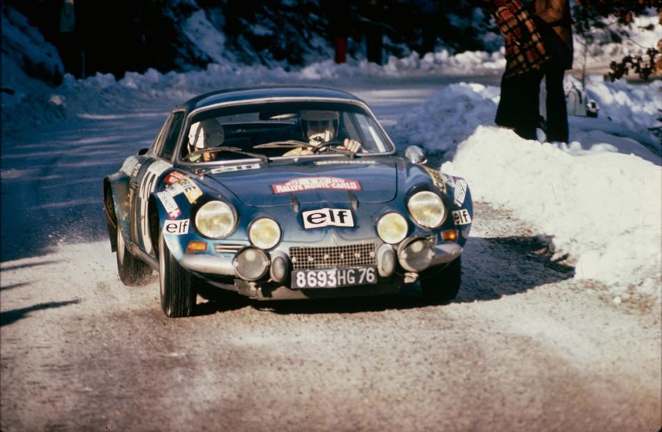 Alpine A110, breve reseña histórica