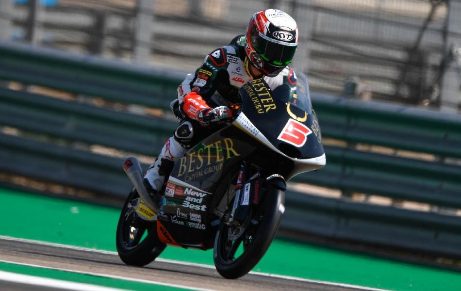 Las puntuaciones del Gran Premio de Aragón 2018