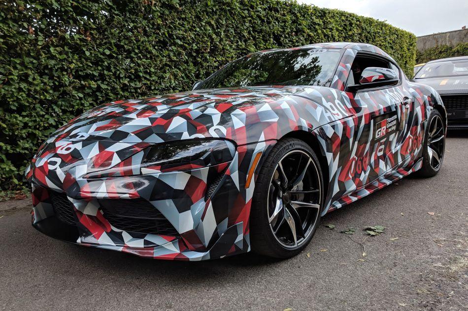 Toyota Supra 2019 el retorno de una leyenda automotriz
