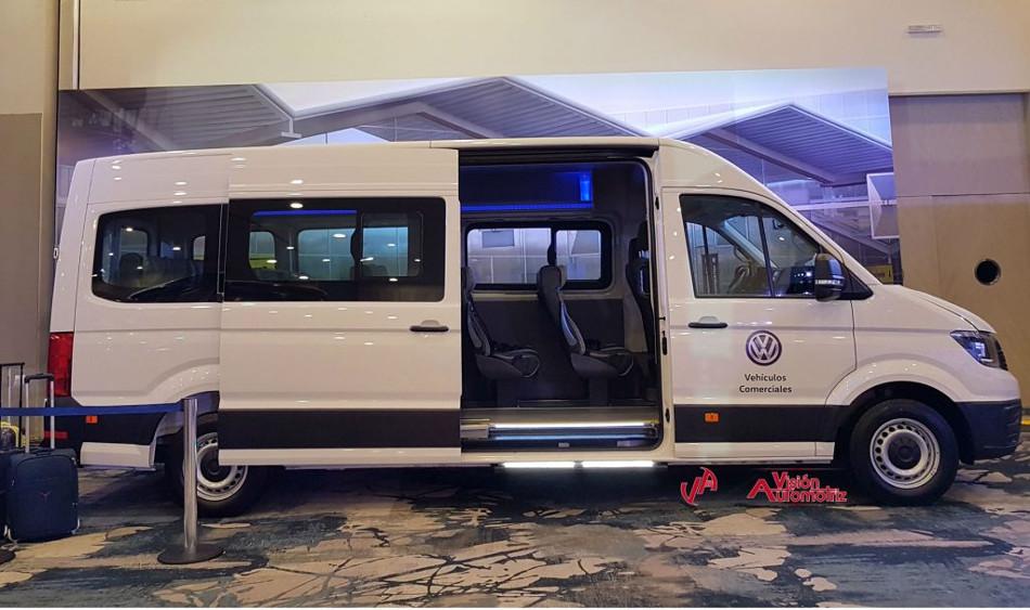 Nueva Volkswagen Crafter 2019