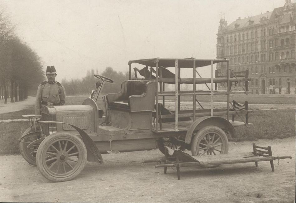 Historia de la marca automotriz Skoda parte 1