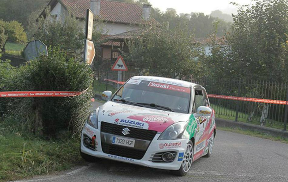 Copa Suzuki Swift: Tamés arrasa en casa