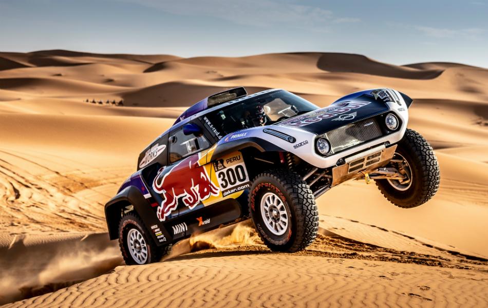 Peterhansel, Sainz y Despres se unen a X-Raid: correrán el Dakar con el 'buggy'