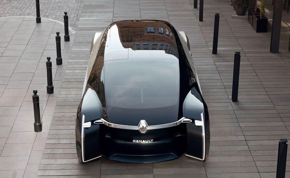 Conozcamos el increíble Renault EZ-Ultimo