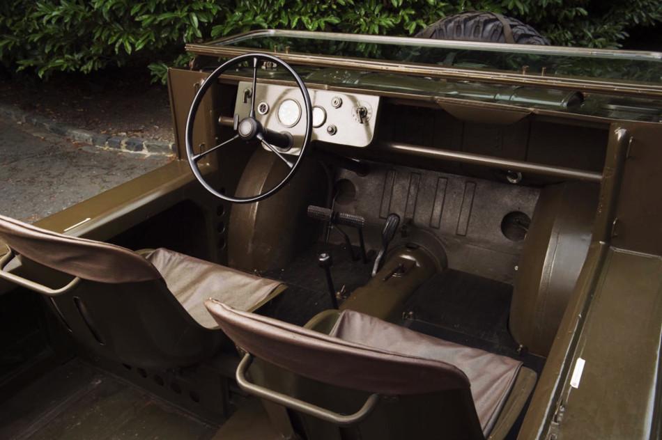 La historia del Porsche 597, un todoterreno poco conocido
