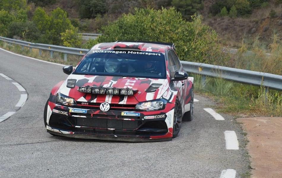 76 vehículos inscritos en el Rally de Catalunya 2018