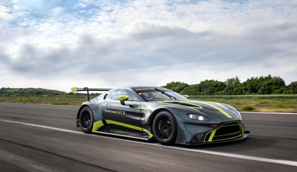 Aston Martin correrá en el DTM en 2019