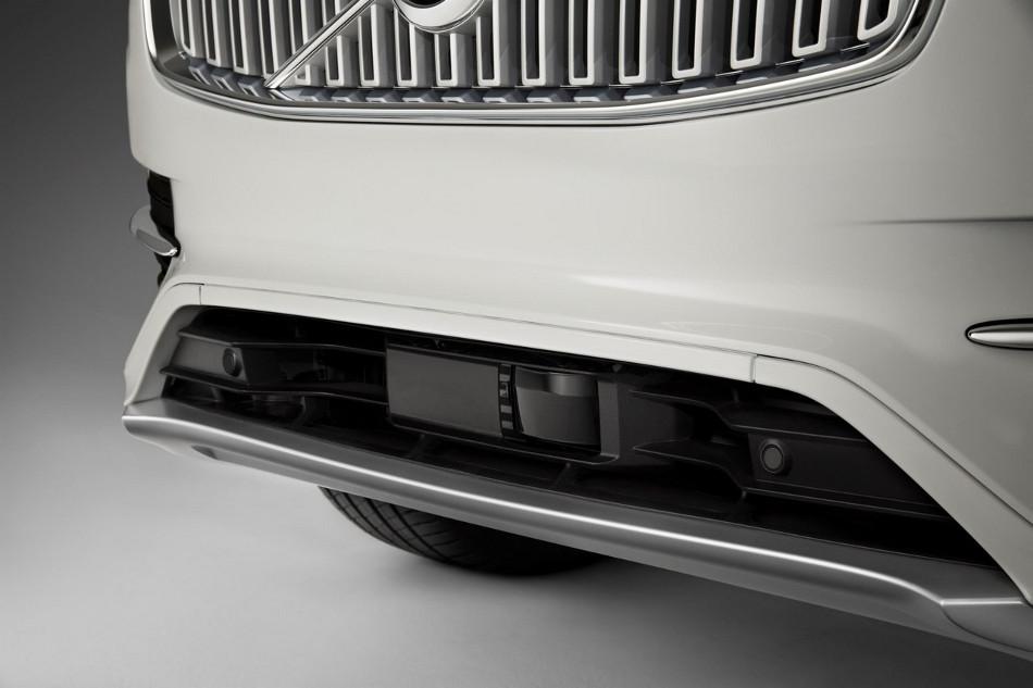 Nueva inteligencia artificial en los Volvo gracias a Nvidia