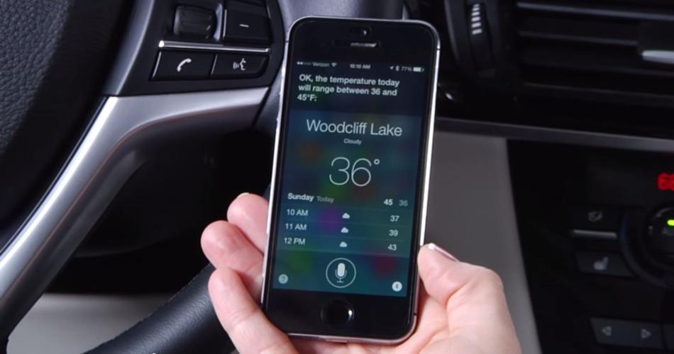Conoce el nuevo Siri que BMW tendrá a partir del 2019