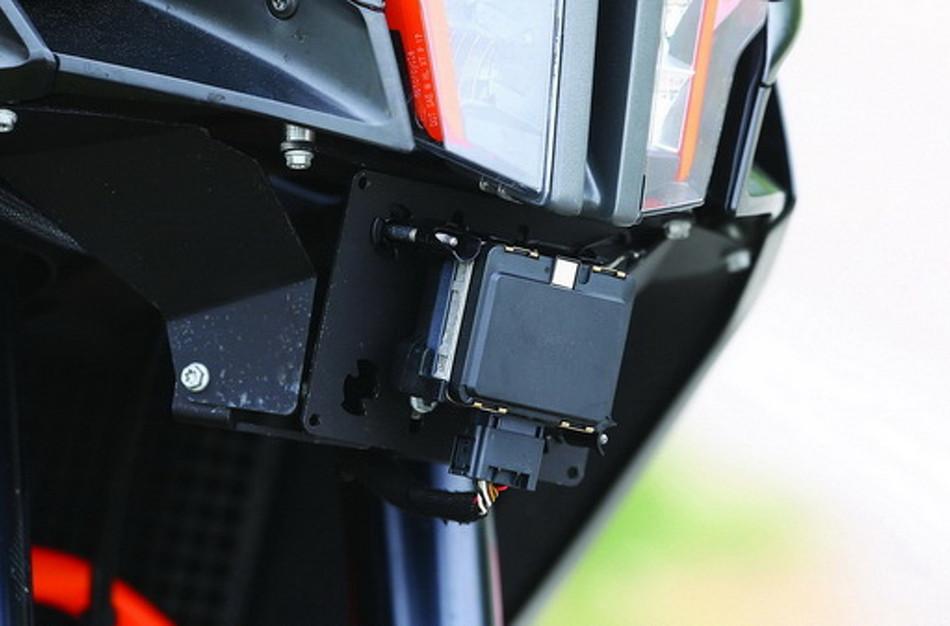 KTM se toma en serio la seguridad en sus motocicletas