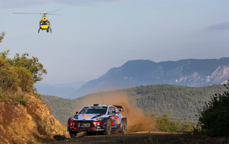 Cambios en el WRC para 2019: menos kilómetros máximos, menos test, WRC2 Pro y libertad de dorsales
