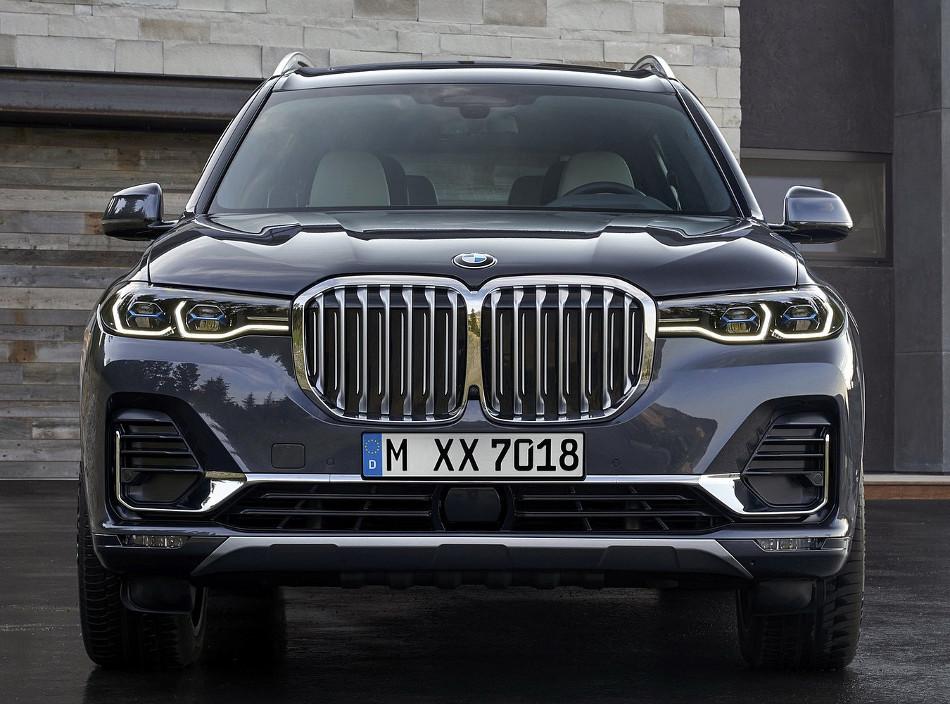 Conoce el nuevo BMW X7 2019, un estupendo SUV de 7 plazas