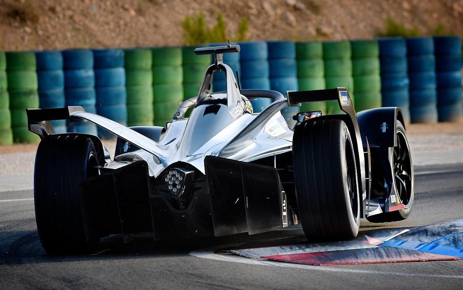 La Fórmula E cerró una pretemporada exitosa