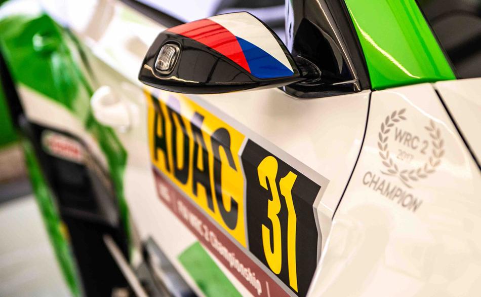 Jan Kopecký y Pavel Dresler, nuevos campeones mundiales del WRC 2