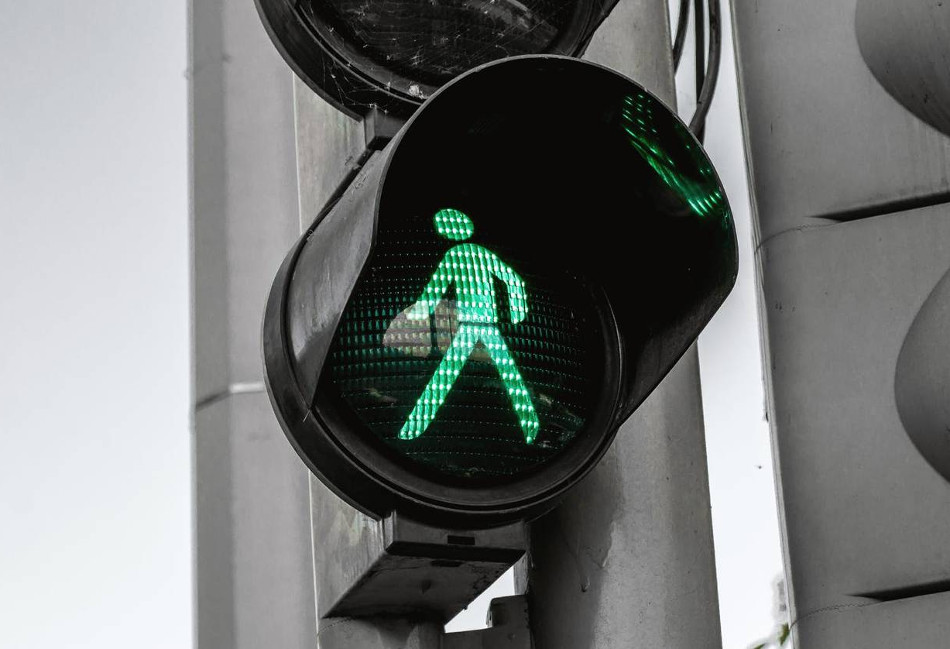 Cómo ser buenos peatones