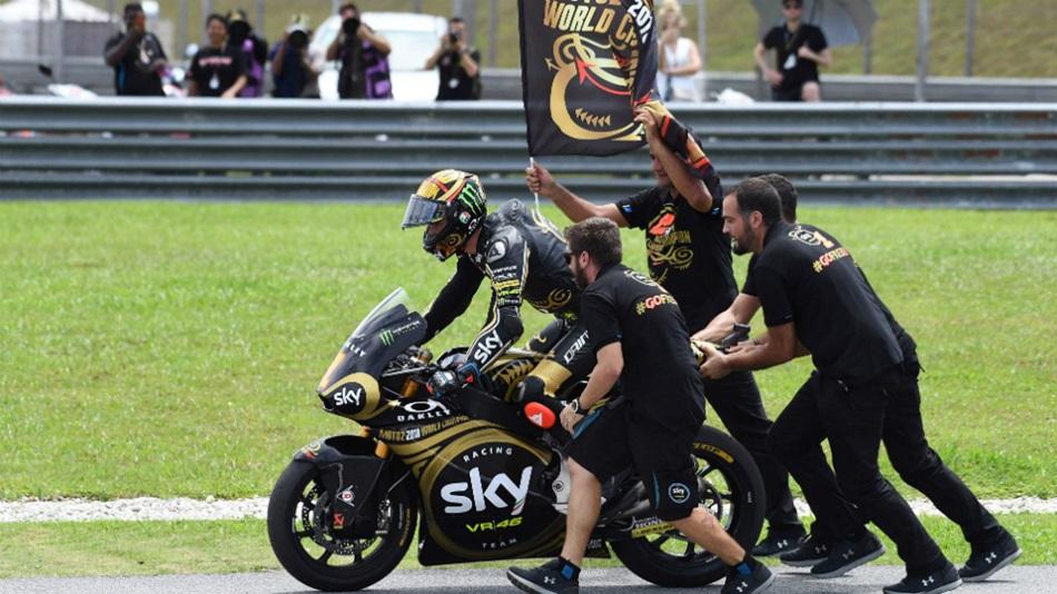 Malasia MotoGP 2018: Día de campeones