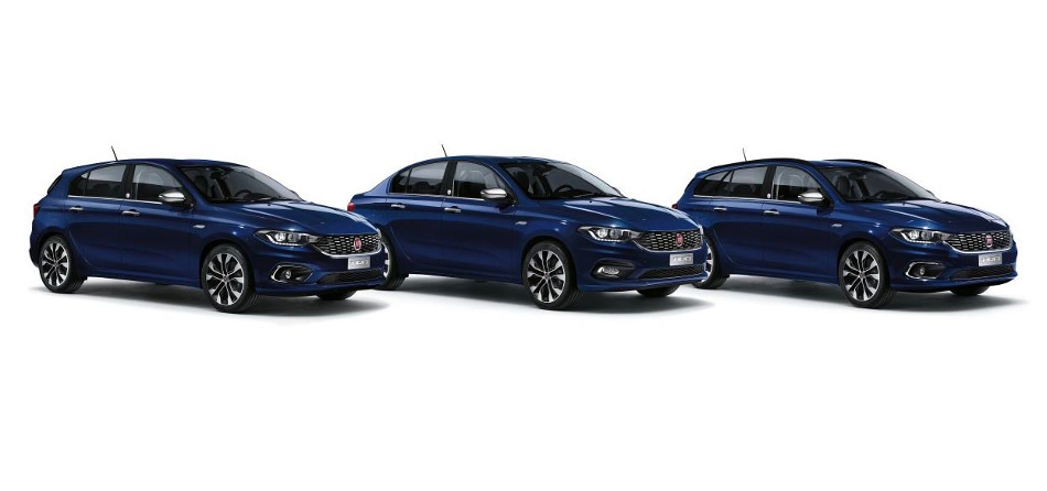 Fiat Tipo 2019 con dos nuevas versiones