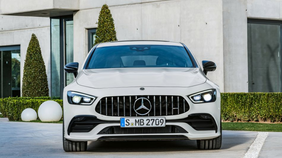 Mercedez Benz AMG GT 53 4MATIC+