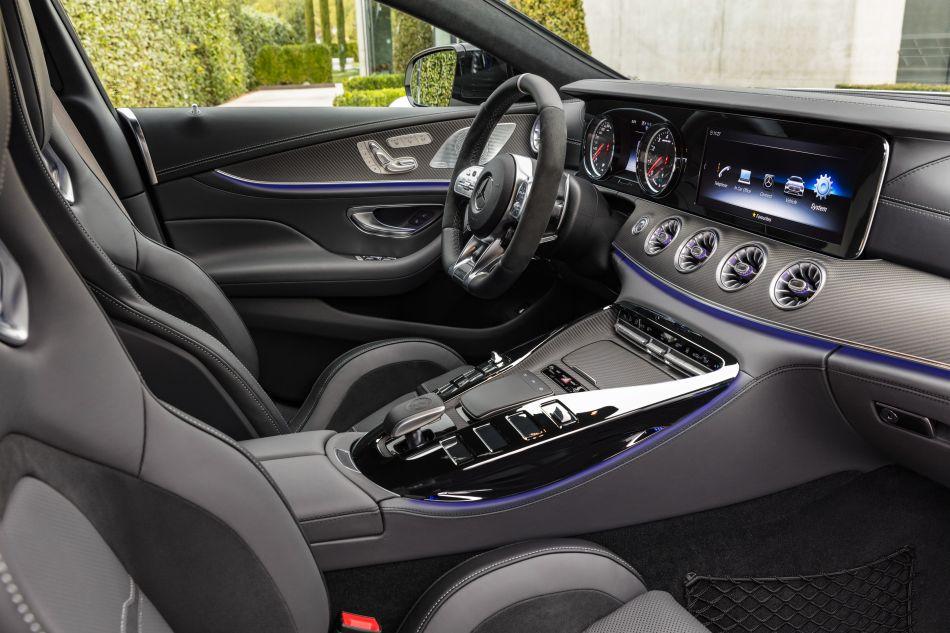 Mercedez Benz AMG GT 53 4MATIC+