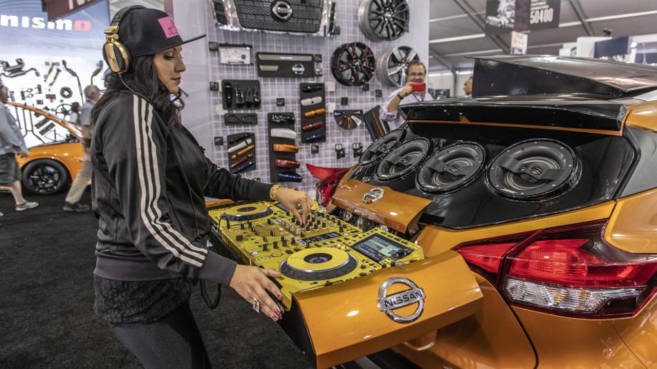Conozcamos el Nissan Kicks Sound Machine, una poderosa máquina del sonido
