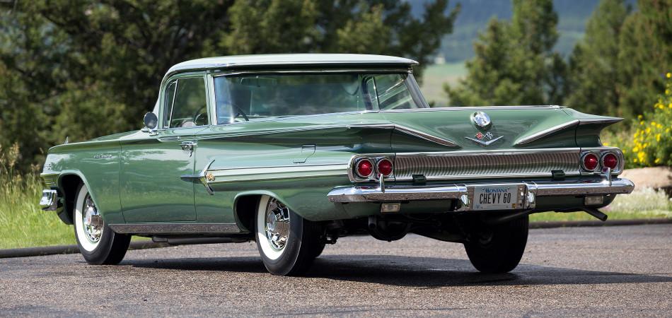 Historia del Chevrolet El Camino, primera parte