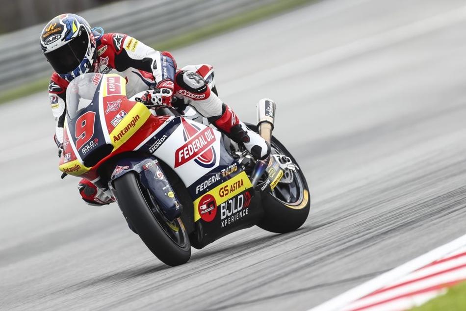 """Jorge Navarro: """"El objetivo es volver a divertirme encima de la moto"""""""