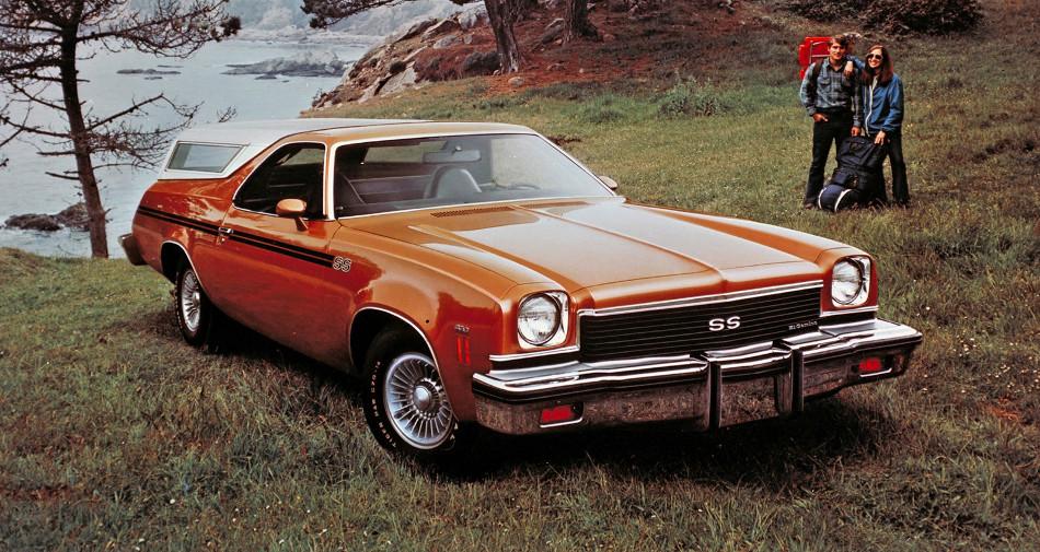 Historia del Chevrolet El Camino, tercera parte